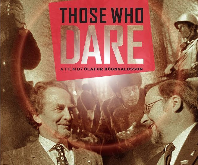 Those who dare, axfilms, documentary